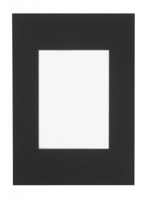 HEMA HEMA Passepartout - Zwart 13 X 18