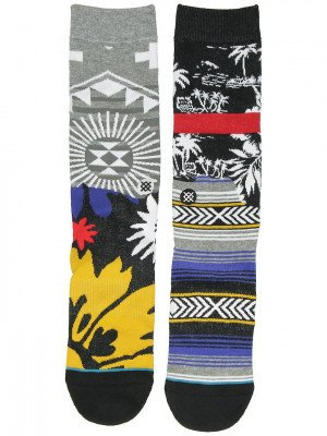 Stance Stance Two By Five Socks patroon