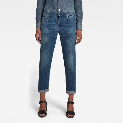 G-Star RAW Kate Boyfriend Jeans - Midden blauw - Dames
