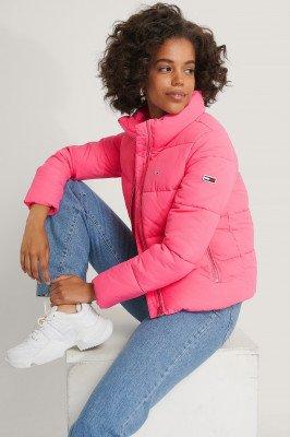 Tommy Jeans Tommy Jeans Donsjack - Pink