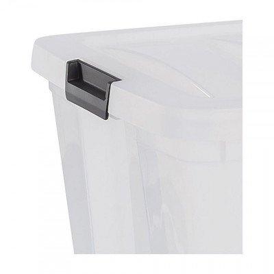 Iris Iris clearbox - 45 liter - transparant