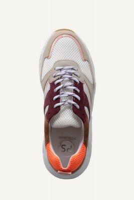 Poelman Poelman Sneaker Beige LPMINION-01 POE