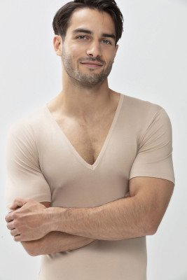 Mey De onderhemd - v-hals | slim fit