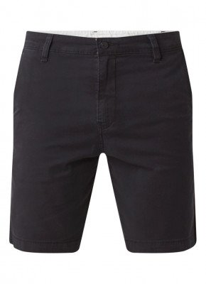 Levi's Levi's Tapered fit chino korte broek met stretch