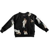 Snurk Astronauts sweater met print