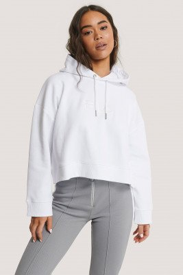 Fila FILA Oversized Hoodie - White