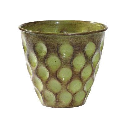 Ptmd demy iron licht groen pot cirkels rond l
