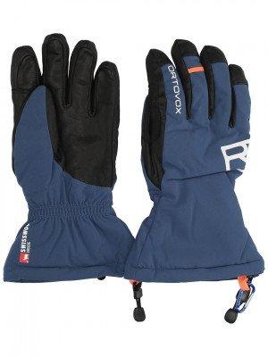 Ortovox Ortovox Swisswool Freeride Gloves blauw