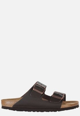 Birkenstock Birkenstock Arizona slippers bruin