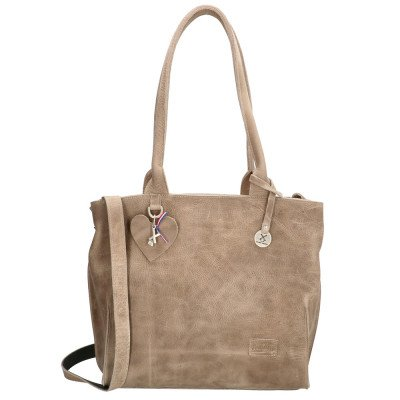 SoDutch SoDutch Bags Shopper #10 Taupe