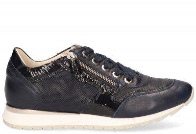 DLSport DLSport 4243 Donkerblauw Damessneakers