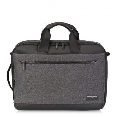 Hedgren Hedgren Laptop Rugzak en Aktetas Display Stylish Grey