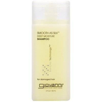 Giovanni Giovanni Smooth as Silk Shampoo 60ml