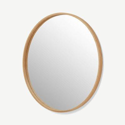 MADE.COM Wilson ronde spiegel