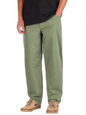 homeboy Homeboy X-Tra BAGGY Twill Jeans groen