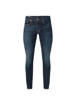 Levi's Levi's Skinny fit jeans met stretch en donkere wassing