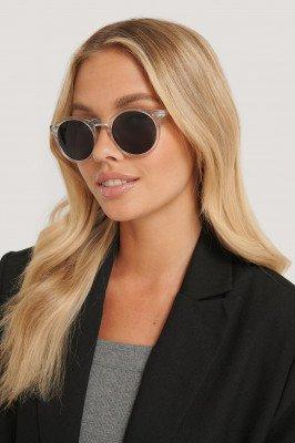 Corlin Eyewear Novara Sunglasses - White