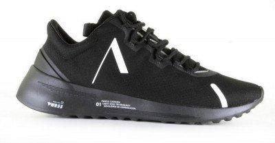 ARKK Axionn Mesh PWR55 All Black/White Herensneakers