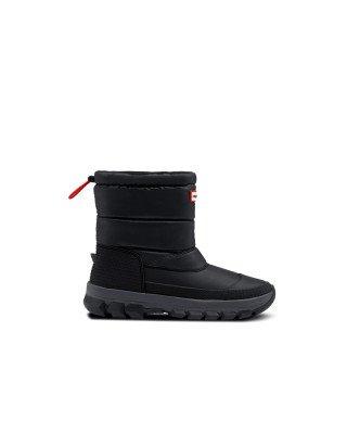 Hunter Boots Women's Insulated Short Snow Boots
