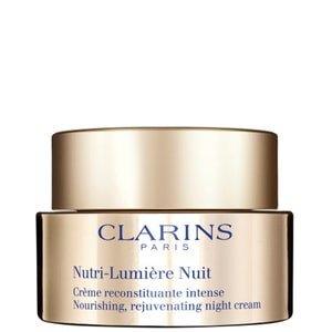 Clarins Clarins Nutri Lumiere Nuit Clarins - Nutri Lumiere Nuit Nourishing, Rejuvenating Night Cream - 50 ML