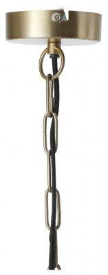 Light en Living Light & Living Hanglamp 'Pilka' 35cm, kleur Lichtgoud