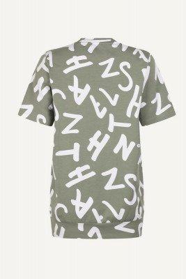 Zoso Zoso Shirt / Top Groen Ariane
