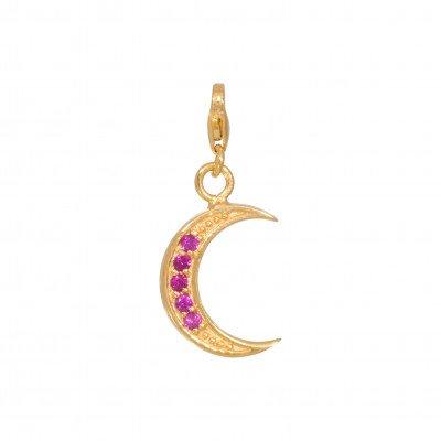 Eline Rosina Moon charm