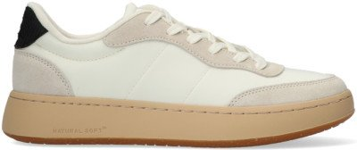 Woden Witte Woden Lage Sneakers May