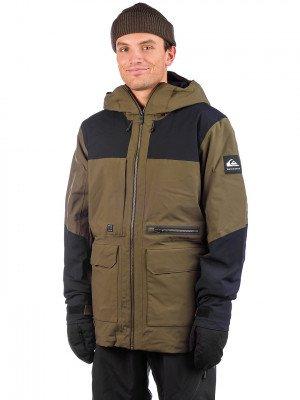 Quiksilver Quiksilver Arrow Wood Jacket groen