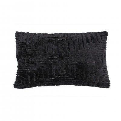 By-Boo By-Boo Kussen 'Madam' 35 x 55cm, kleur Zwart