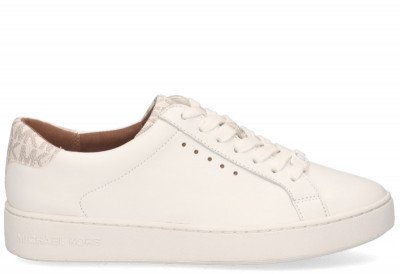 Michael Kors Michael Kors Irving Lace-Up Wit Damessneakers