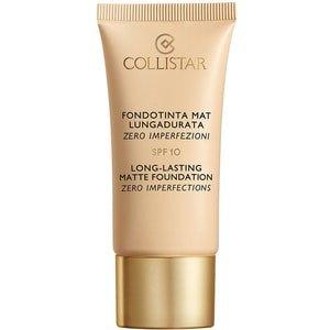 Collistar Collistar Long Lasting Matte Foundation Collistar - Long Lasting Matte Foundation Zero Imperfections Spf 10