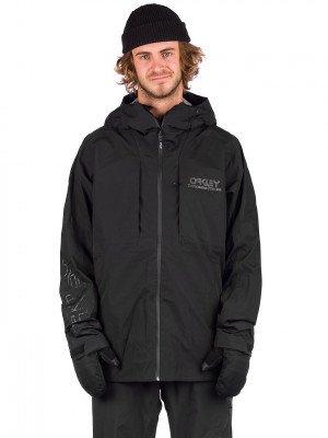 Oakley Oakley Tnp Syphon Shell Jacket zwart