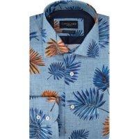Cavallaro Slim fit Heren Overhemd LM