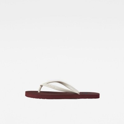 G-Star RAW Carnic Slippers - Rood - Dames