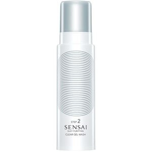 Sensai Sensai Silky Purifying SENSAI - Silky Purifying Clear Gel Wash