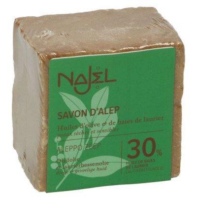 DilleenKamille Aleppo-zeep, 70% olijfolie&30% laurierbessenolie, 200 gram