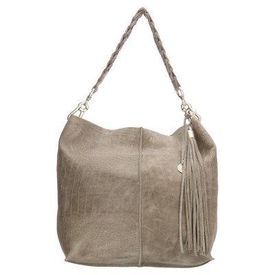SoDutch SoDutch Bags Handtas #02 Licht Grijs