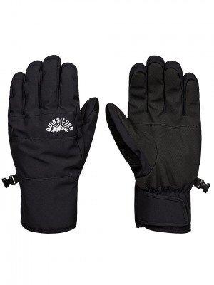 Quiksilver Quiksilver Cross Gloves zwart