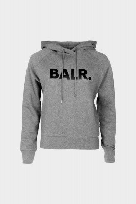 Women Brand Hoodie Heather