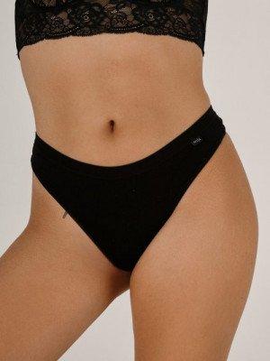 Moja Thong 10-pack XL Black