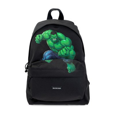Balenciaga Hulk©2021 Marvel Explorer XXL Backpack