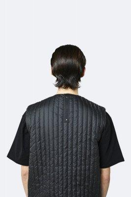 Rains Rains Heren Liner Vest - Black