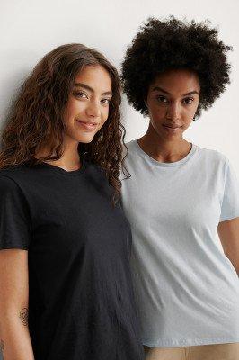 Trendyol Trendyol Organisch T-shirt - Black