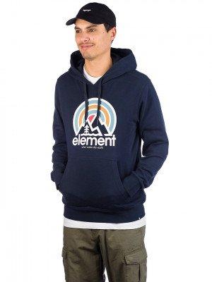 Element Element Sonata FT Hoodie blauw