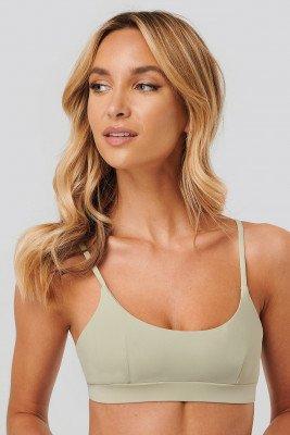 NA-KD Swimwear NA-KD Swimwear Bikinitop - Green