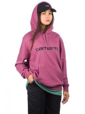 Carhartt WIP Carhartt WIP Hoodie roze