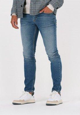 Scotch en Soda Blauwe Scotch & Soda Slim Fit Jeans 163223 - Skim Super Slim Fit J