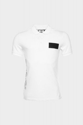 LOAB Contrast Polo Men