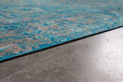 ZILT Vloerkleed 'Elian' 160 x 230cm, kleur Blauw